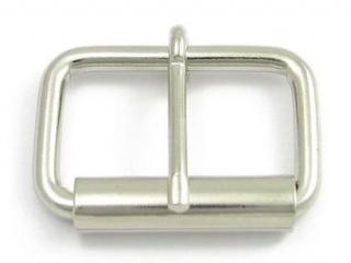 Přezka sedlářská kovová 28mm nikl empty b75ab786b4